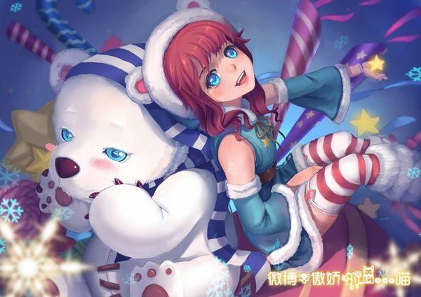 【LOL】Annie(アニー)のエロ画像【リーグ・オブ・レジェンド】【44】