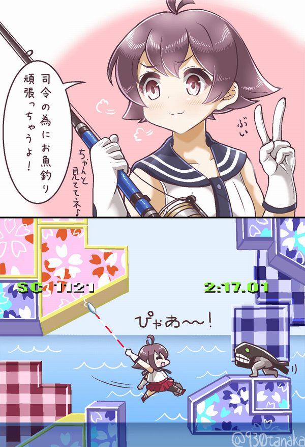 【艦これ】酒匂(さかわ)のエロ画像【艦隊これくしょん】【69】
