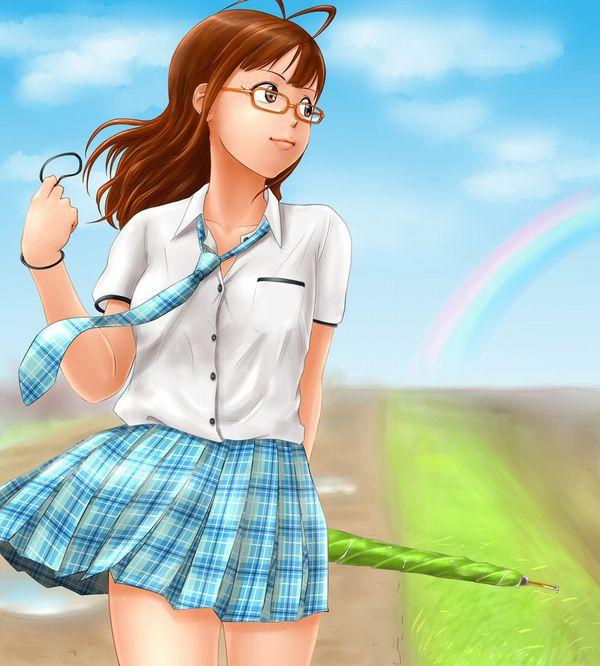 【いつしか雨はやみ】虹の二次エロ画像【そこには虹がかかるんだよなぁ】【13】