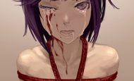 【とっくの昔に】眼孔姦・眼窩姦されてる女子達の二次エログロ画像【義眼じゃよ】