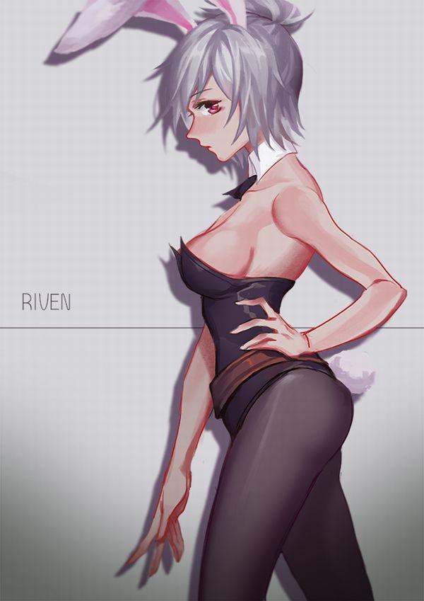 【LOL】Riven(リヴェン)のエロ画像【リーグ・オブ・レジェンド】【28】