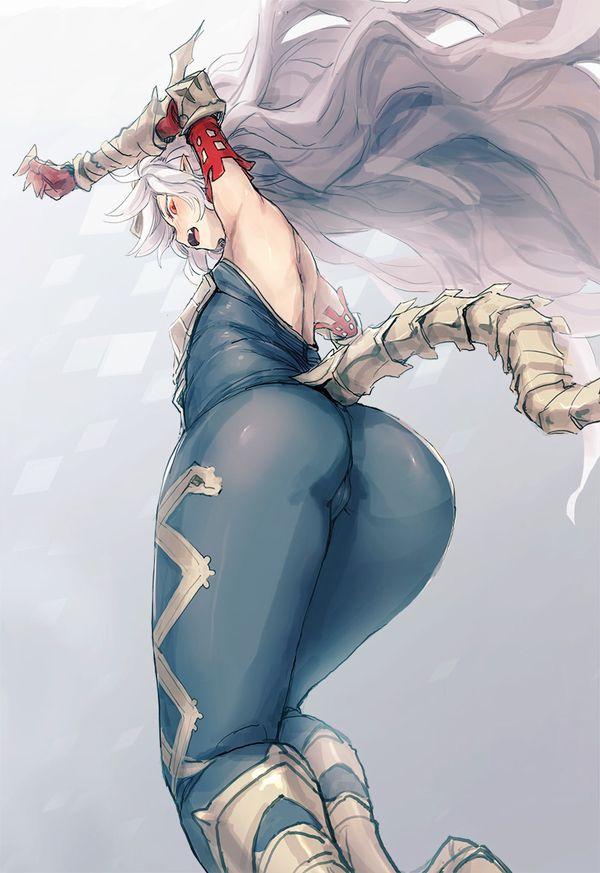 【神撃のバハムート】メドゥーサのエロ画像【48】