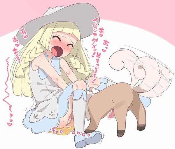 【バター犬】わんこにマンコ舐めさせてる二次エロ画像【13】