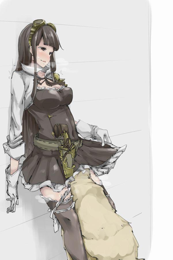 【バター犬】わんこにマンコ舐めさせてる二次エロ画像【23】