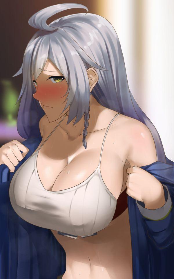 【グラブル】シルヴァのエロ画像【グランブルーファンタジー】【11】