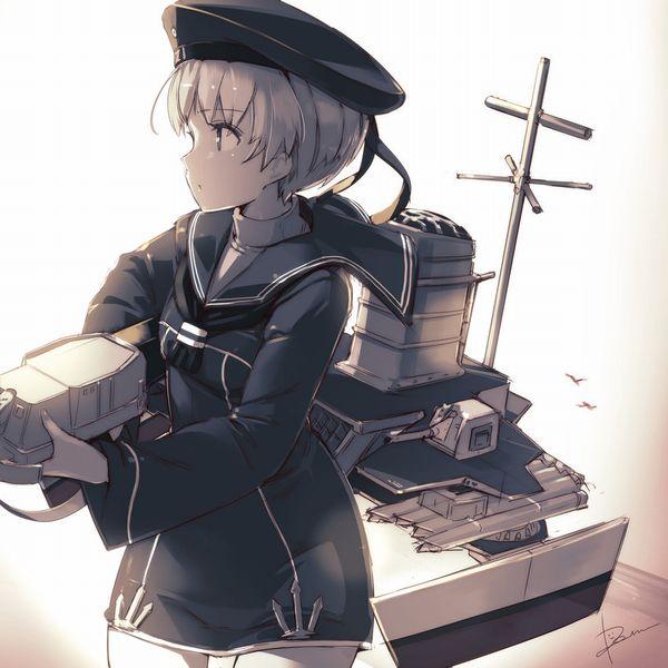 【艦これ】レーベレヒト・マース(Z1)のエロ画像【艦隊これくしょん】【66】