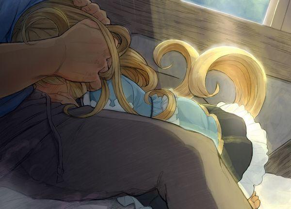 【グラブル】シャルロッテ・フェニヤのエロ画像【グランブルーファンタジー】【19】