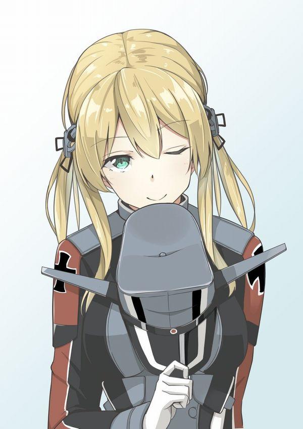 【艦これ】プリンツ・オイゲン(Prinz Eugen)のエロ画像【艦隊これくしょん】【79】
