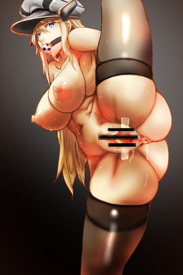 【マンコ舐める?】足を上げておマンコ見せてる二次エロ画像【19】