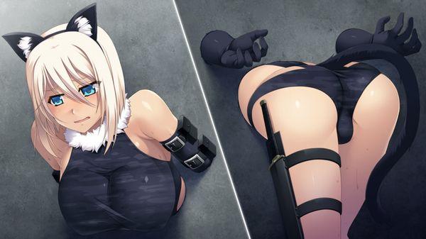 【肉便器】性処理玩具として壁に埋められてる二次エロ画像【壁尻】【24】