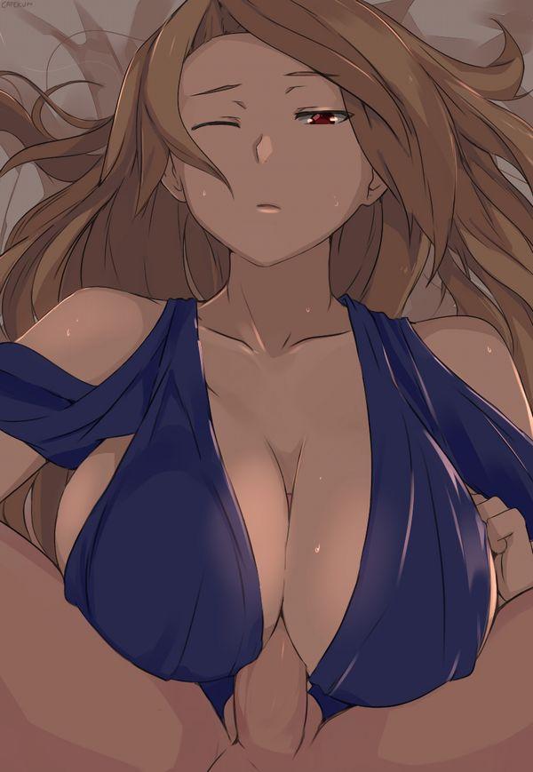 【グラブル】カタリナ・アリゼのエロ画像【グランブルーファンタジー】【15】