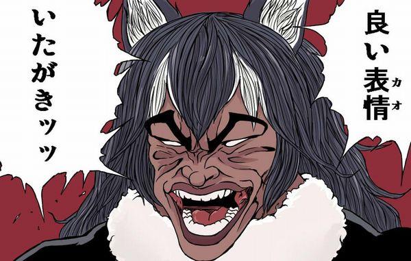 【人狼CO】オオカミ耳な女の子達の二次エロ画像【40】