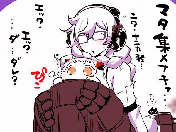 【昭和の漫画的表現】壊れたメガネをかけてる女子達の二次画像【27】