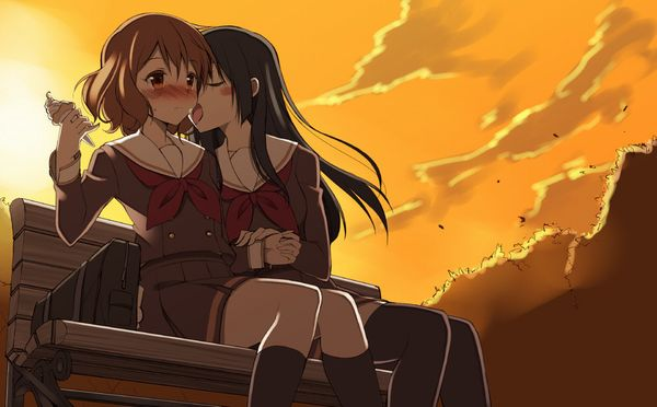 【ブチャラティ!?】顔を舐められてる女子達の二次エロ画像【26】