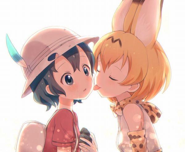 【ブチャラティ!?】顔を舐められてる女子達の二次エロ画像【30】