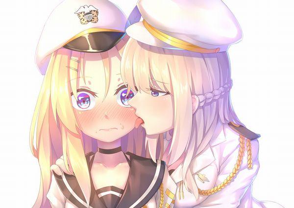 【ブチャラティ!?】顔を舐められてる女子達の二次エロ画像【33】