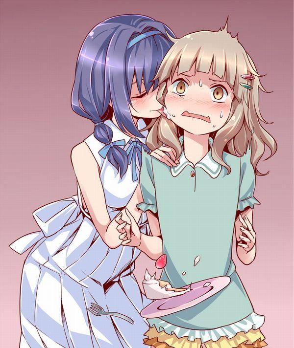 【ブチャラティ!?】顔を舐められてる女子達の二次エロ画像【37】