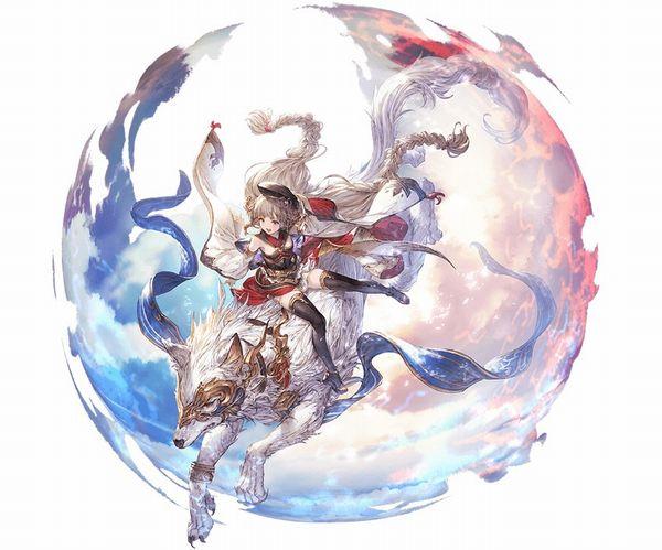 【グラブル】レオナ&フォリアのエロ画像【グランブルーファンタジー】【16】