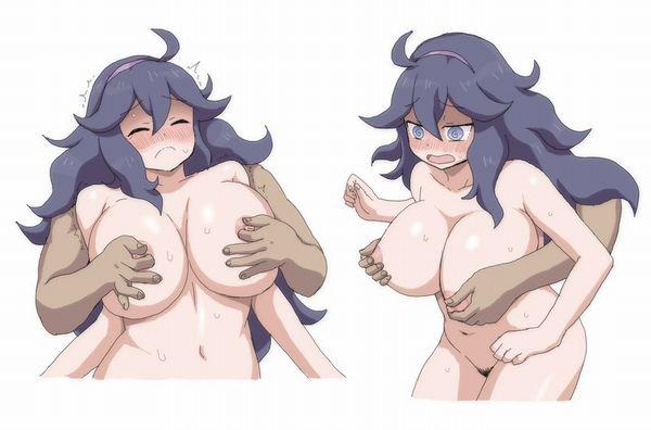 【ダイヤル×4】乳首コリコリされてる女子の二次エロ画像【まわしてっ♪】【11】