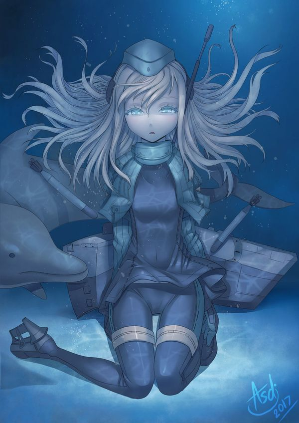 【艦これ】U-511(ゆーごひゃくじゅういち)のエロ画像【艦隊これくしょん】【11】