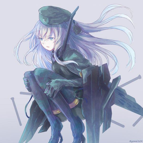 【艦これ】U-511(ゆーごひゃくじゅういち)のエロ画像【艦隊これくしょん】【14】