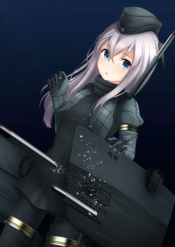【艦これ】U-511(ゆーごひゃくじゅういち)のエロ画像【艦隊これくしょん】【31】