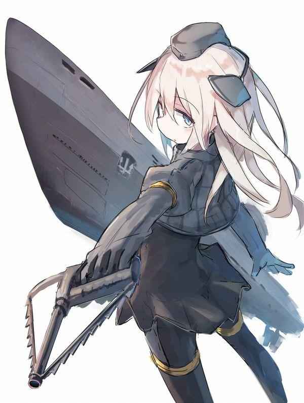 【艦これ】U-511(ゆーごひゃくじゅういち)のエロ画像【艦隊これくしょん】【39】