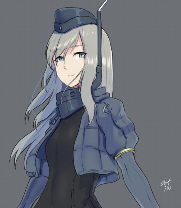 【艦これ】U-511(ゆーごひゃくじゅういち)のエロ画像【艦隊これくしょん】【53】