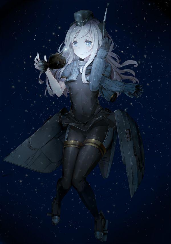 【艦これ】U-511(ゆーごひゃくじゅういち)のエロ画像【艦隊これくしょん】【56】