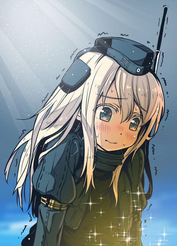 【艦これ】U-511(ゆーごひゃくじゅういち)のエロ画像【艦隊これくしょん】【65】