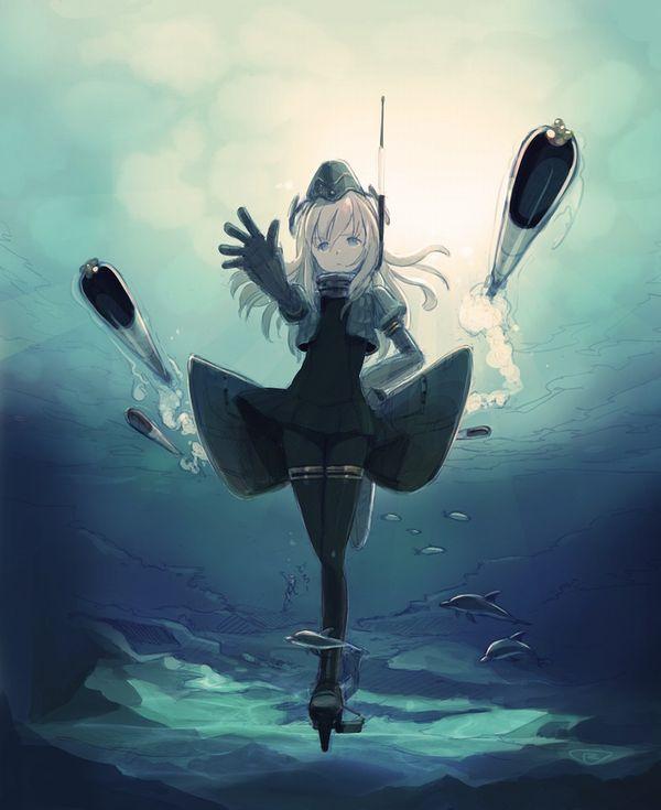 【艦これ】U-511(ゆーごひゃくじゅういち)のエロ画像【艦隊これくしょん】【69】