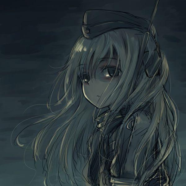 【艦これ】U-511(ゆーごひゃくじゅういち)のエロ画像【艦隊これくしょん】【79】