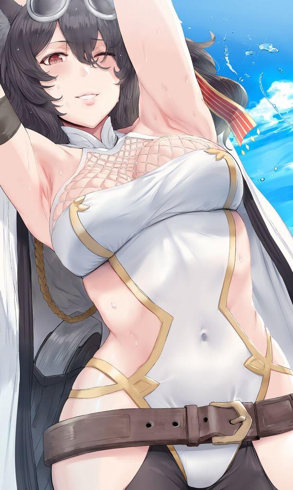 【グラブル】イルザのエロ画像【グランブルーファンタジー】【2】