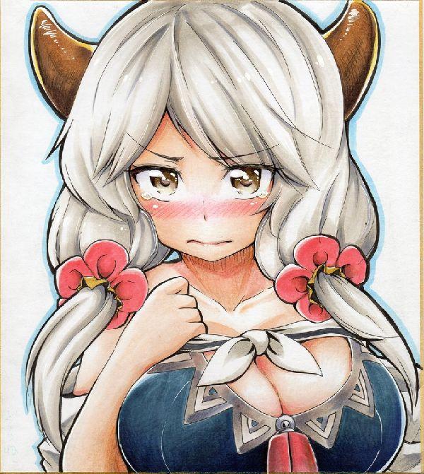 【グラブル】クムユのエロ画像【グランブルーファンタジー】【45】