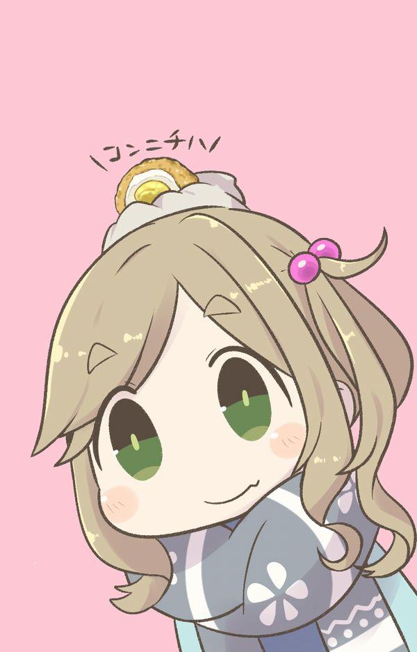 【どうかしてるぜ!?】頭になんか乗っけてる女子の二次エロ画像【32】