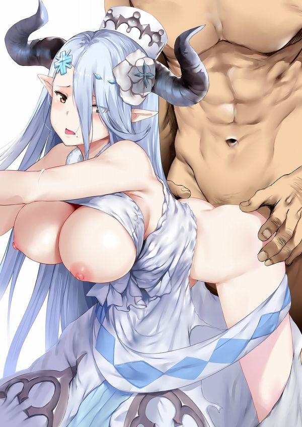 【グラブル】イシュミールのエロ画像【グランブルーファンタジー】【1】