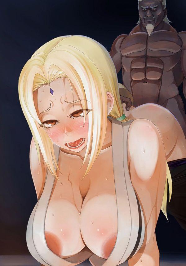【衝撃の事実】バックで突かれてる女の子はこんな顔してるんだぜ?って二次エロ画像【33】