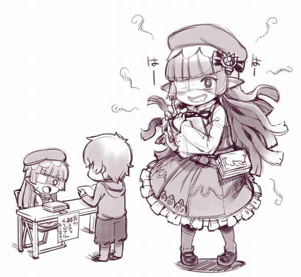 【グラブル】ルナールのエロ画像【グランブルーファンタジー】【46】