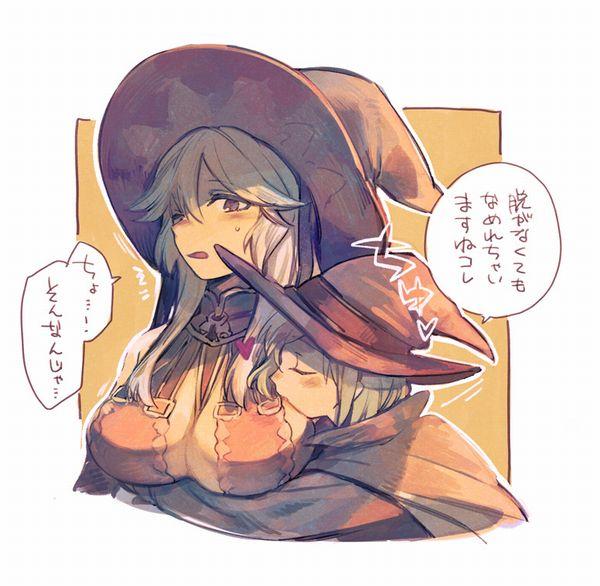 【グラブル】マギサのエロ画像【グランブルーファンタジー】【25】