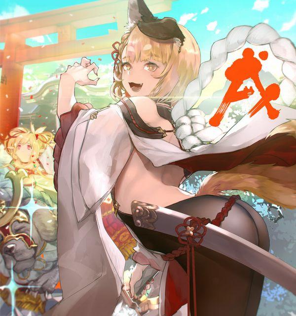 【グラブル】マキラのエロ画像【グランブルーファンタジー】【32】
