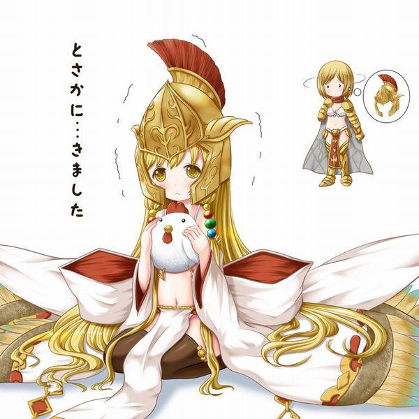 【グラブル】マキラのエロ画像【グランブルーファンタジー】【35】