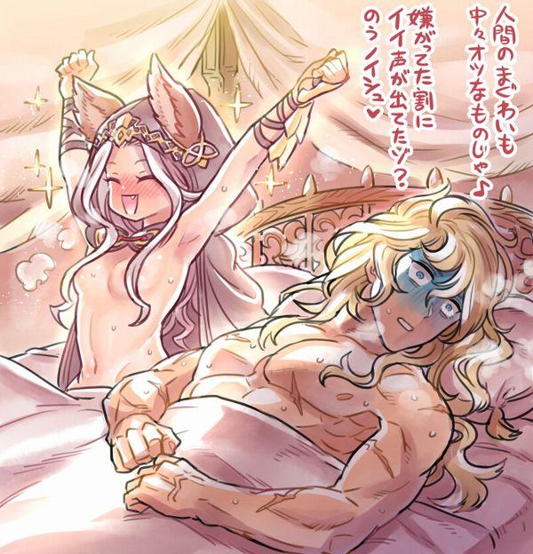 【グラブル】スカーサハのエロ画像【グランブルーファンタジー】【3】