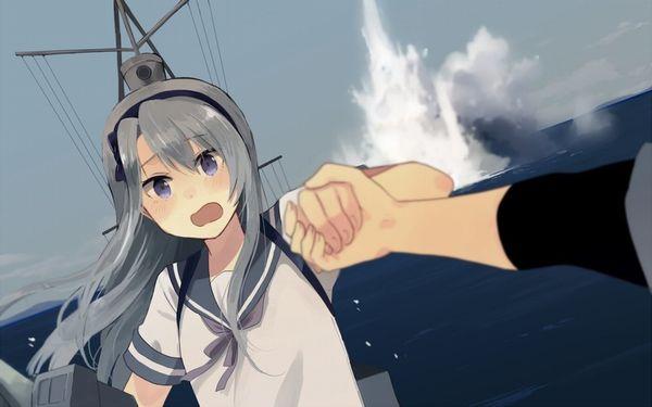 【艦これ】狭霧(さぎり)のエロ画像【艦隊これくしょん】【56】
