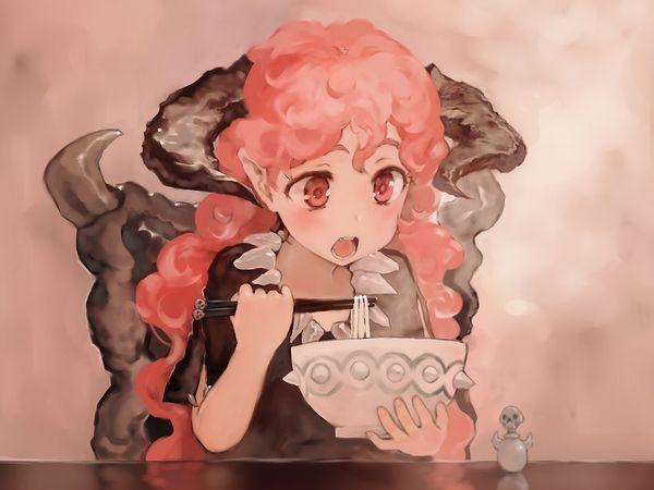 【香川県民のソウルフード】うどん食ってる女子達のエロ画像【31】