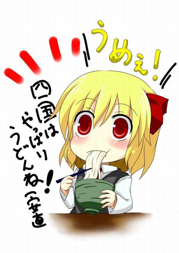 【香川県民のソウルフード】うどん食ってる女子達のエロ画像【36】