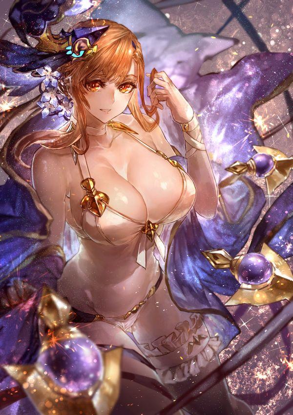 【グラブル】ソーンのエロ画像【グランブルーファンタジー】【8】