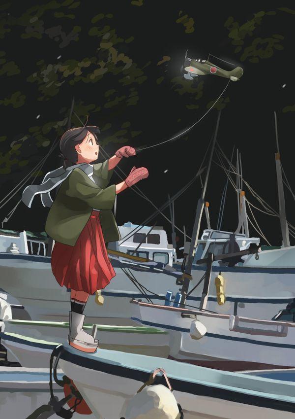 【艦これ】春日丸(かすがまる)のエロ画像【艦隊これくしょん】【34】