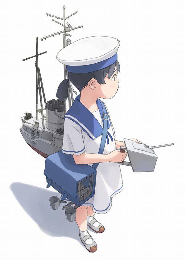 【艦これ】日振(ひぶり)&大東(だいとう)のエロ画像【艦隊これくしょん】【16】