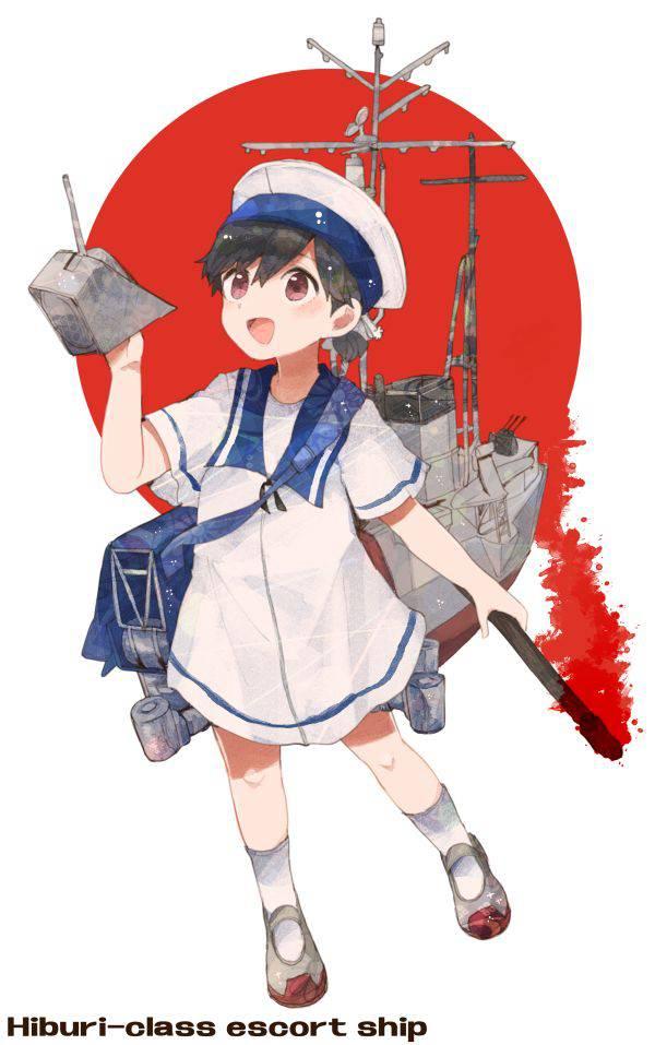 【艦これ】日振(ひぶり)&大東(だいとう)のエロ画像【艦隊これくしょん】【24】