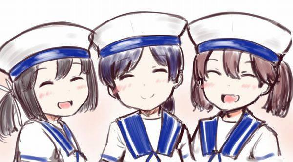 【艦これ】日振(ひぶり)&大東(だいとう)のエロ画像【艦隊これくしょん】【37】